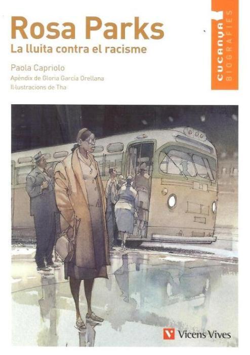 Rosa Parks : la lluita contra el racisme